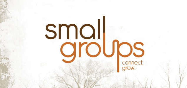 October 23: Small Groups!