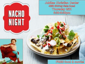 Kairos- Nacho Night